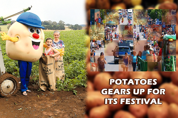 International potato festival