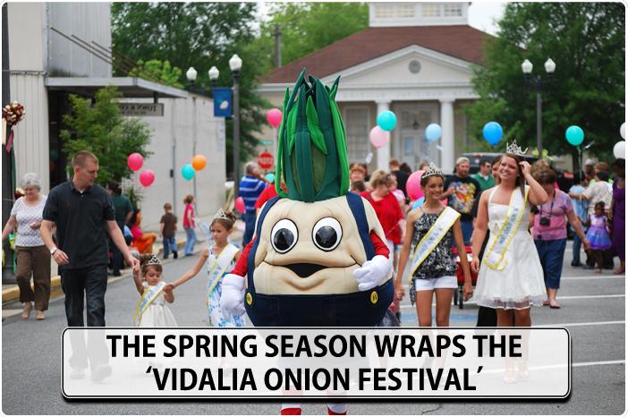International onion festival